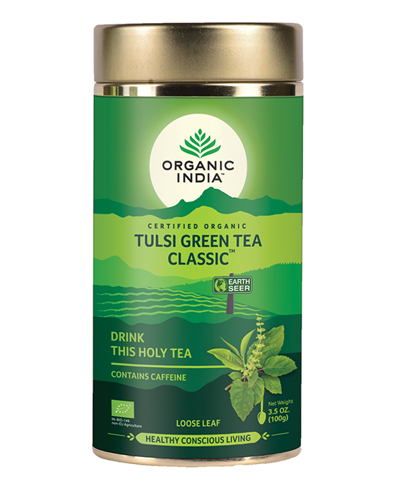 Tulsi Green Tea 100g WEBSITE