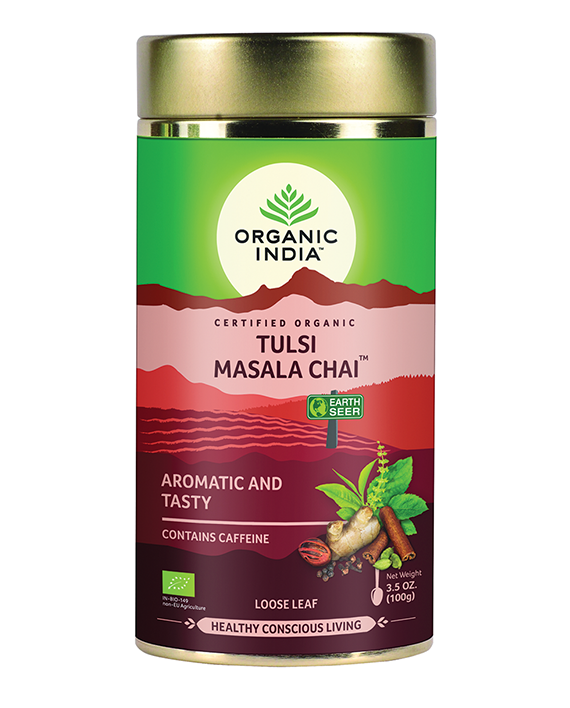 Tulsi Masala Chai 100g WEBSITE