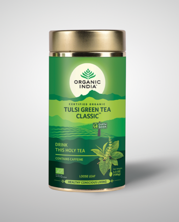 Tulsi Green Tea Loose Leaf