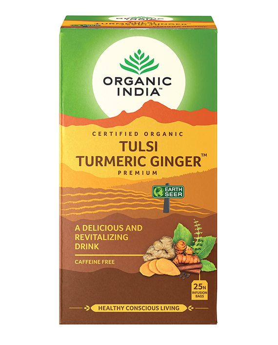 Tulsi Turmeric Ginger WEBSITE